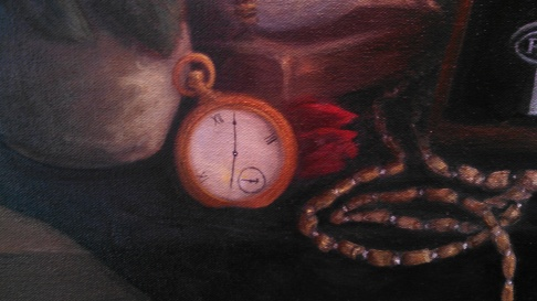 Time for Moe (detail) - Kelly L. Taylor