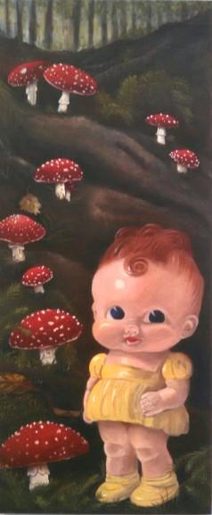 Amanita Muscaria - Kelly L. Taylor