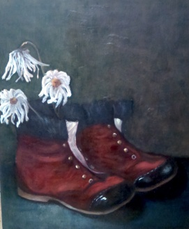 Little Boots. SOLD